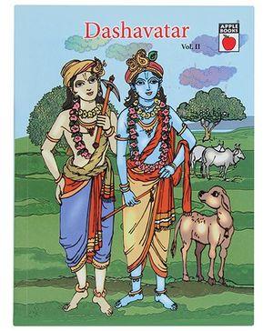 Apple Books Dashavatar Volume - 2