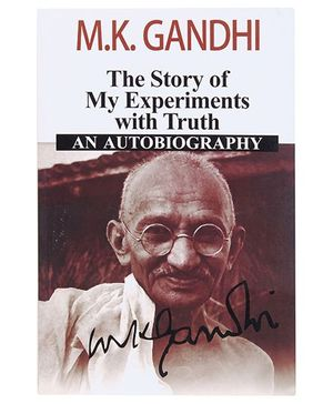 Apple Books M K Gandhi The Story Of My Experiments With Truth - English