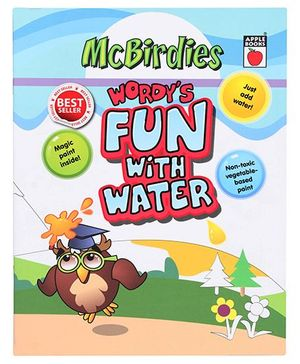 Apple Books McBirdies Wordy's Fun with Water