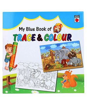Apple Books My Blue Book of Trace And Colour
