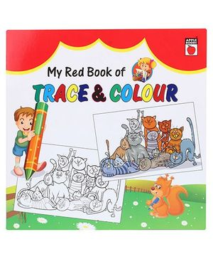 Apple Books My Red Book of Trace And Colour
