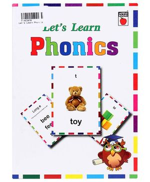 Apple Books Lets Learn Phonic - English