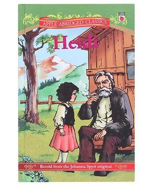 Apple Abridged Classics Heidi - English