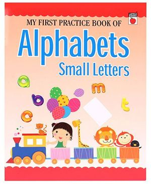 Apple Books My First Practice Book Small Letters