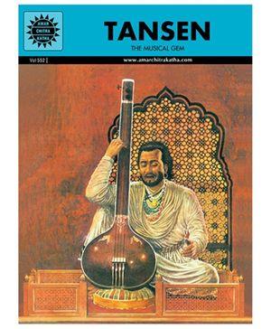 Amar Chitra Katha Tansen - Hindi