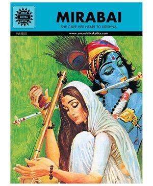 Amar Chitra Katha Mirabai - Hindi