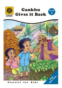 Amar Chitra Katha - Gankhu Gives It Back