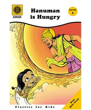 Amar Chitra Katha - Hanuman Is Hungry