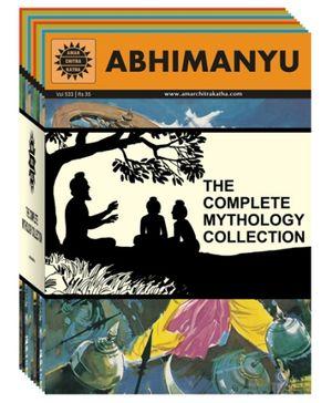 Amar Chitra Katha - The Complete Mythology Collection