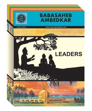 Amar Chitra Katha - Leaders Collection