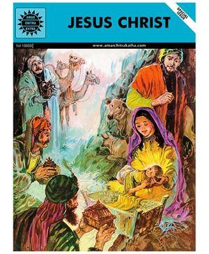 Amar Chitra Katha Jesus Christ - English