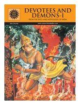 Amar Chitra Katha Devotees And Demons-I - English