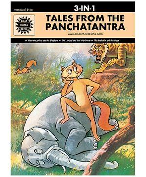 Amar Chitra Katha - Tales From The Panchatantra
