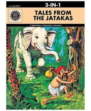 Amar Chitra Katha - Tales From The Jatakas