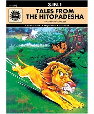 Amar Chitra Katha - Tales from the Hitopadesha