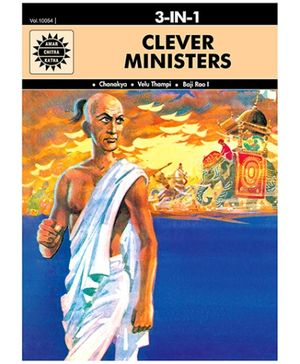 Amar Chitra Katha - Clever Ministers