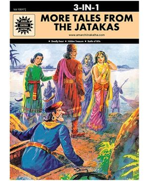 Amar Chitra Katha - More Tales From The Jatakas