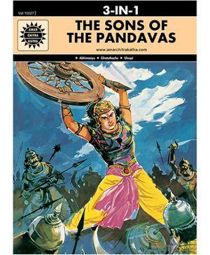 Amar Chitra Katha The Sons Of The Pandavas