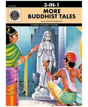 Amar Chitra Katha - More Buddhist Tales
