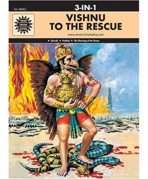 Amar Chitra Katha - Vishnu To The Rescue