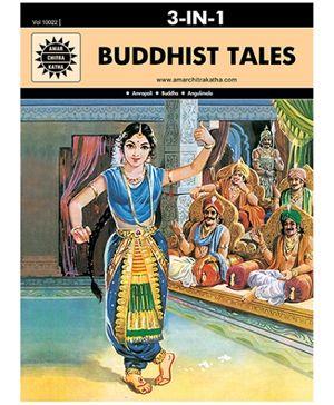 Amar Chitra Katha - Buddhist Tales