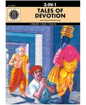 Amar Chitra Katha - Tales of Devotion