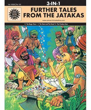 Amar Chitra Katha Further Tales From The Jatakas - English