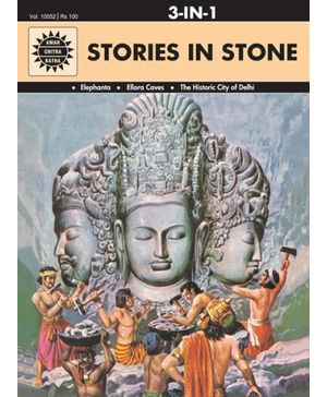 Amar Chitra Katha - Stories In Stone