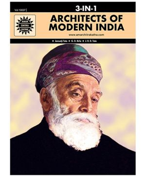 Amar Chitra Katha - Architects Of Modern India