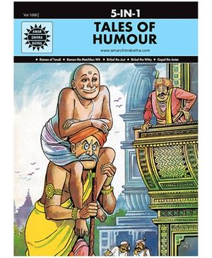 Amar Chitra Katha Tales Of Humour - English