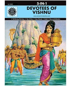 Amar Chitra Katha Devotees Of Vishnu