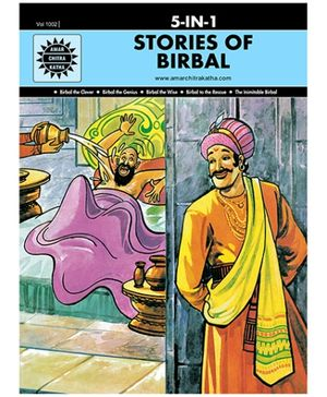 Amar Chitra Katha - Stories of Birbal