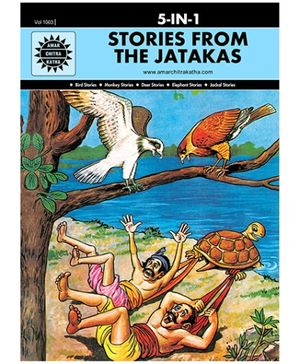 Amar Chitra Katha - More Stories From The Jatakas