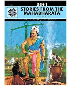 Amar Chitra Katha - Stories From Mahabharta