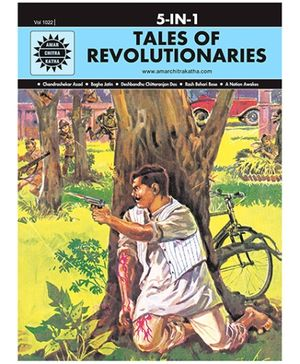 Amar Chitra Katha - Tales Of Revolutionaries
