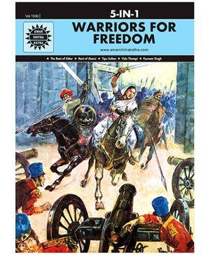 Amar Chitra Katha - Warriors For Freedom