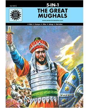 Amar Chitra Katha - The Great Mughals