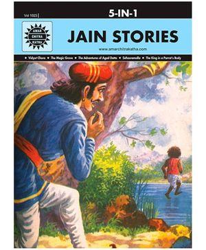 Amar Chitra Katha - Jain Stories