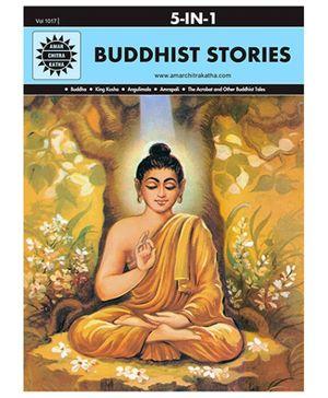 Amar Chitra Katha - Buddhist Stories