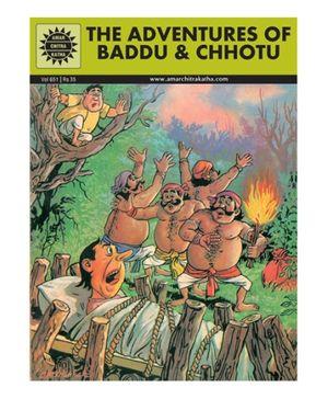 Amar Chitra Katha - Adventures of Baddu And Chhotu