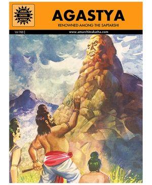 Amar Chitra Katha  Agastya - English