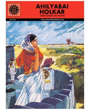 Amar Chitra Katha Ahilyabai Holkar - English