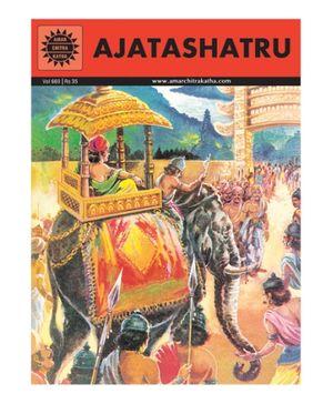 Amar Chitra Katha - Ajatashatru