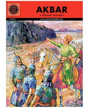 Amar Chitra Katha - Akbar