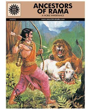 Amar Chitra Katha Ancestors Of Rama