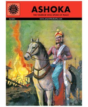 Amar Chitra Katha - Ashoka