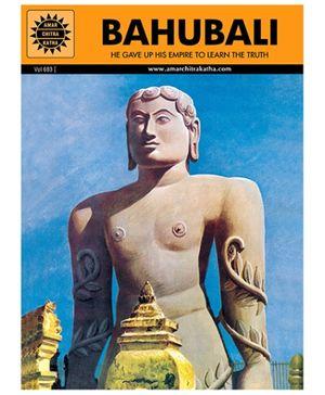 Amar Chitra Katha Bahubali