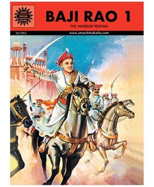 Amar Chitra Katha - Baji Rao I