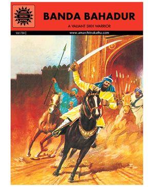 Amar Chitra Katha - Banda Bahadur