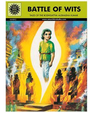 Amar Chitra Katha Battle Of Wits
